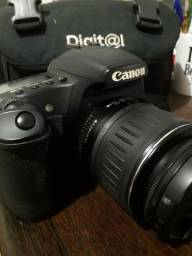 Vendo kit camera Canon 30D+ lente 75-300mm+lente 50mm 1.8