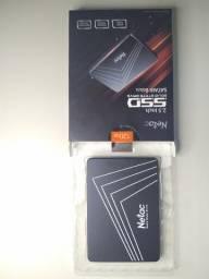 SSD 120 GB Novo Pronta Entrega