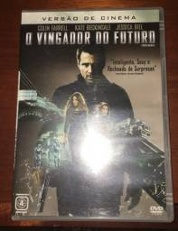 Dvd o vingador do futuro - versão cinema.