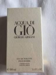 PERFUME GIORGIO ARMANI ACQUA DI GIÒ MASCULINO EAU DE TOILETTE