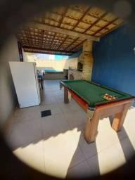 Título do anúncio: Casa com piscina, 100m do mar e sinuca