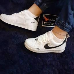 Título do anúncio: Tênis Nike Air force TM lançamento cor exclusiva promoção