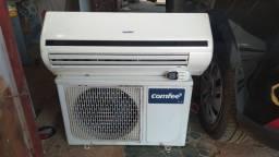 Ar condicionado comfee 9 mil BTUs.