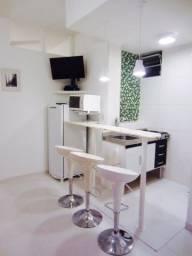Apartamento mobiliado de 33m² para aluguel em Copacabana - Rio de Janeiro - RJ