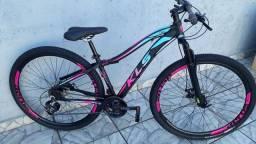 Bicicleta aro 29 KLS GLEE Nova! Shimano alumínio