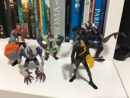 Pônei Gumball Rio Minions Bakuan Madagascar Mutante Rex
