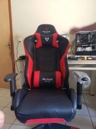 Cadeira alfha gamer 140kilo