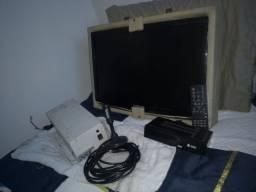 Tv+receptor digital+inversor+antena digital