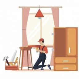 Montador de móveis Rodrigo Guimarães