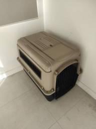 Caixa transporte cães veri kennel intermediária