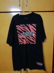 Camiseta Preta Prison XXL