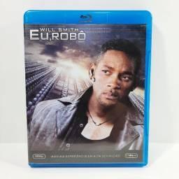 Blu Ray Eu, Robô Will Smith Original