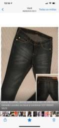 Calça jeans skinny M.office