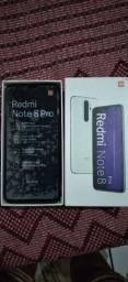 Xiaomi Redmi note 8 pró 6/128