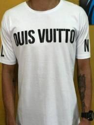 Camisa Louis Vuitton Grife Premium
