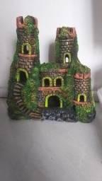 Castelo para aquário