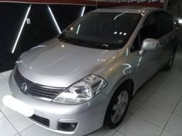 Título do anúncio: Nissan Tiida 1.8 SL 16V Flex Automático