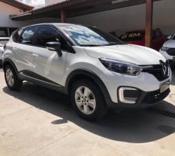 Renault Captur Life 1.6 Flex Automática