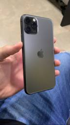 iPhone 11 Pro Max 64G (SEMINOVO) CINZA