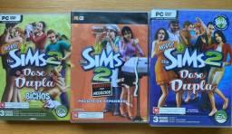 Jogo The Sims 2 + Pacotes de Expansão   EA Games