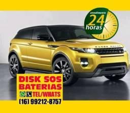 Bateria para Land Rover