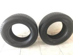 Vende-se pneus usados dá Hilux