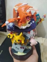 Figura de ação Pokémon Gameboy 21cm diorama