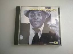Cd John Lee Hooker - Mestres Do Blues Nº3