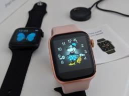 Relógio T500 Smartwatch Series 44mm / Parcelamos no cartão de credito..