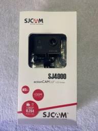 SJCAM Sj4000 1080P HD Semi nova câmera de ação