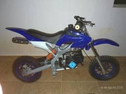 Mini moto cross infantil