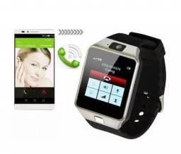 Smartwatch Bluetooth Relógio smart Chip Android ios