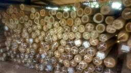 PROMOÇÃO estacas de eucalipto tratado