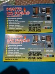 Conserto de fogão augusto atendimento em toda Manaus