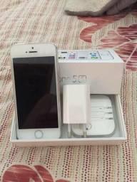 IPhone 5s 32gb novinho!