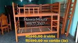 Beliche de Madeira a Pronta entrega 99477-3507
