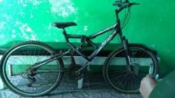 Bicicleta Caloi aro 22 usada (Semi-nova)