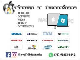 Técnico em Informática - (71) 98831-8142