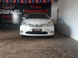 Toyota Etios Ano 2014/14/ 1.3 - 2014