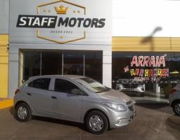 CHEVROLET ONIX 2015/2016 1.0 MPFI LS 8V FLEX 4P MANUAL - 2016