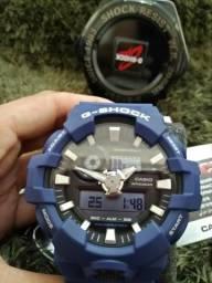 Relógio Casio G-Shock Modelo GA-700-2ADR - 100% Original com Garantia Internacional Casio comprar usado  Recife