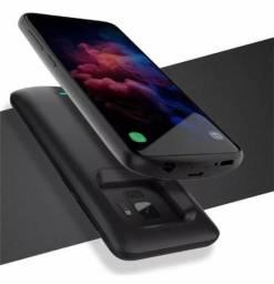 Bateria case para Galaxy S9 (tela 5,8 pol.)