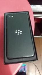 Blackberry Z10 tela trincada, necessita troca da tela