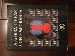 Livro Álgebra Linear Contemporânea