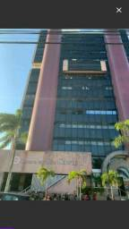 Alugo sala comercial no centro no Edifício Sawaya com divisórias R$ 1.600/mês