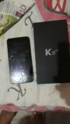Celular lg k9 tv