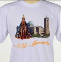 Camiseta Romaria personalizadas