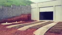 Salão Comercial Novo Ótimo para Investimento Est. Mun. Atilio Squizato em Jarinu