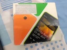 Vendo Nokia Lumia 635 na Caixa