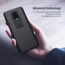Capa Xiaomi Redmi Note 9s 9 Pro Max Nillkin Proteção Câmera